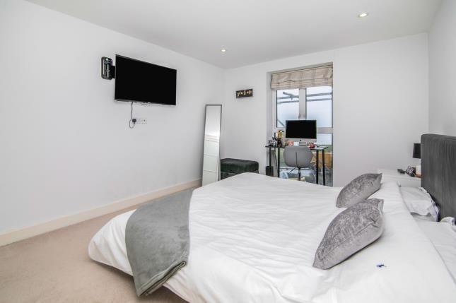 Bedroom One. of 1 Esplanade Road, Pentire, Newquay TR7
