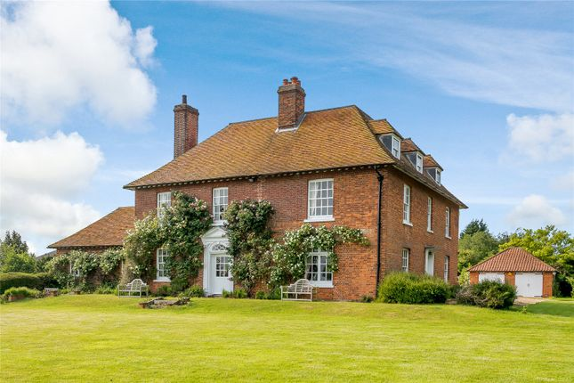 Thumbnail Detached house for sale in Colchester Road, Layer Breton, Colchester, Essex