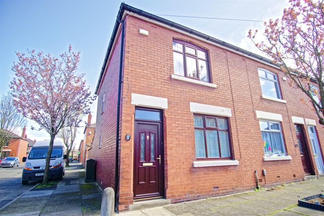 Thumbnail End terrace house for sale in Murdock Avenue, Ashton-On-Ribble, Preston