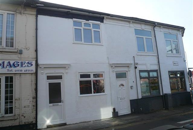 Thumbnail Flat to rent in King Street, Kettering
