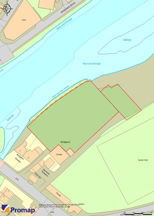 Thumbnail Land for sale in Bridgend, Thurso