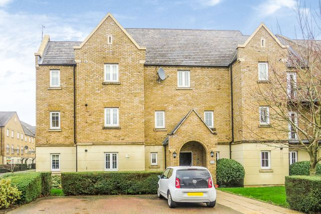 Thumbnail Flat for sale in Nightingale Gardens, Rugby