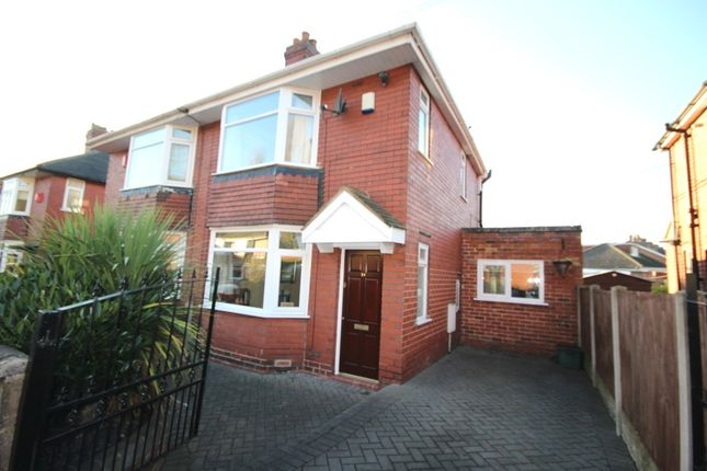 Thumbnail Semi-detached house to rent in Springfield Crescent, Stoke-On-Trent