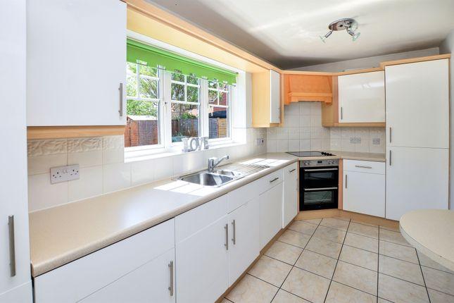 Kitchen of Emperor Way, Kingsnorth, Ashford TN23