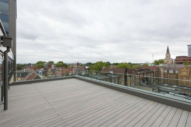 Thumbnail Flat for sale in Elizabeth Apartments, Dickens Yard, London