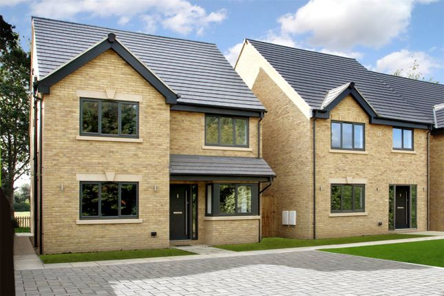 Thumbnail Detached house for sale in Rectory Close, Farnham Royal, Slough, Buckinghamshire