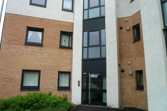 Thumbnail Flat to rent in Shawfarm Gardens, Prestwick