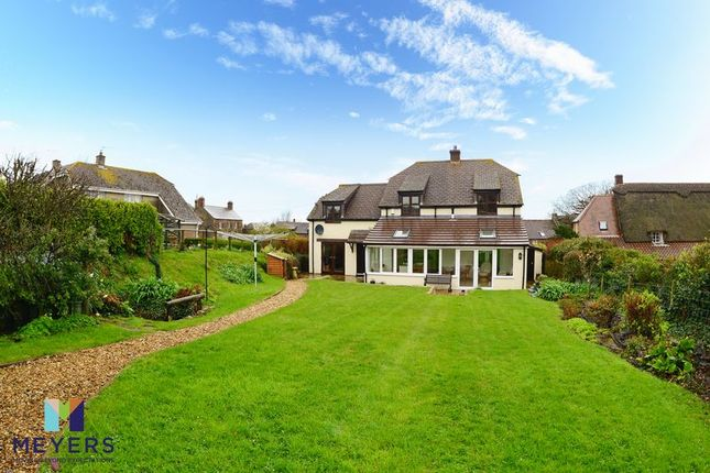 Thumbnail Detached house for sale in Coombe Keynes, Wareham