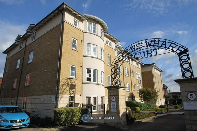 Thumbnail Flat to rent in Pooles Wharf Court, Bristol