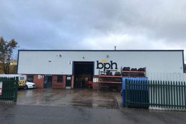 Thumbnail Light industrial to let in Unit A Brunel Way, Coalville, Leicestershire