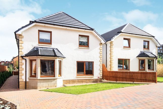 Thumbnail Detached house for sale in Rodger Gate, Rutherglen, Glasgow