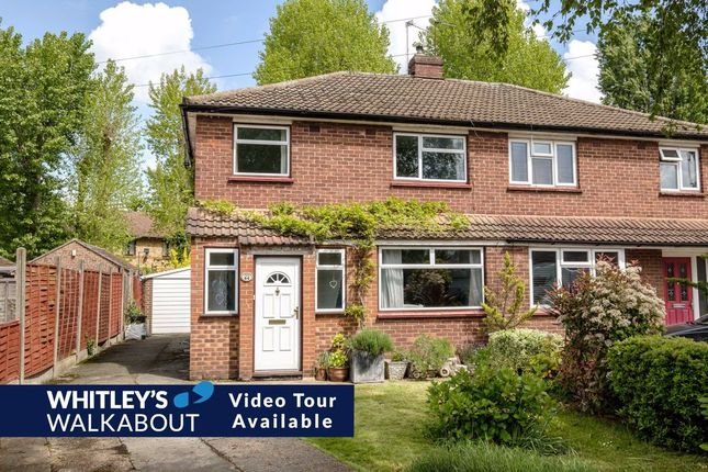 Thumbnail Semi-detached house for sale in Fairway Avenue, West Drayton, Middlesex