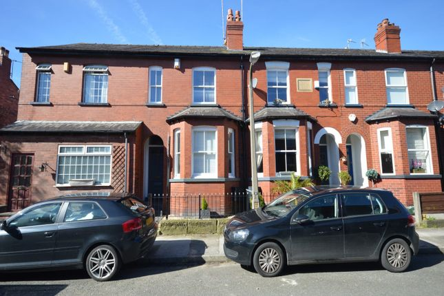Thumbnail Terraced house to rent in Bold Street, Hale, Altrincham