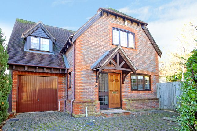 Thumbnail Detached house for sale in Flintjack Place, Lambourn, Hungerford