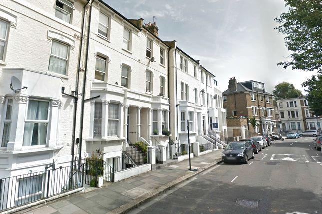 Thumbnail Maisonette to rent in Milson Road, London