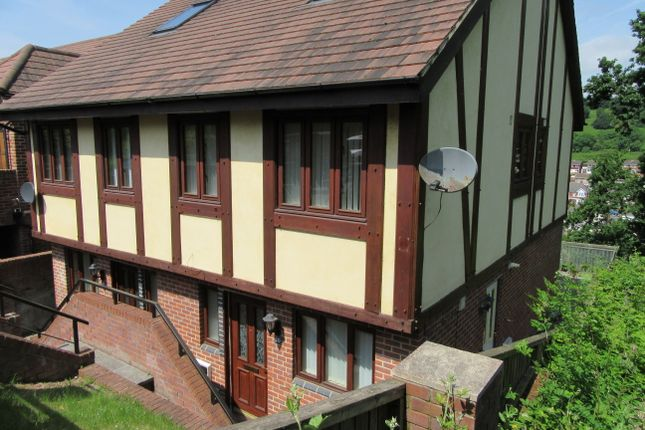 Thumbnail Semi-detached house to rent in Aberthaw Close, Newport