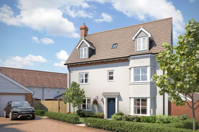 Detached house for sale in Nine Acres, Factory Hill, Tiptree