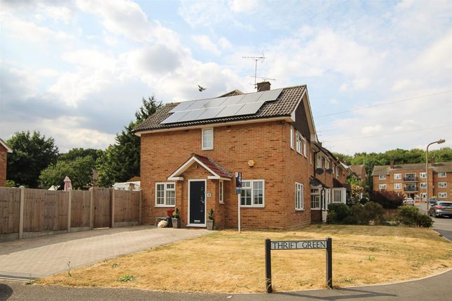 Thumbnail Property for sale in Thrift Green, Brentwood