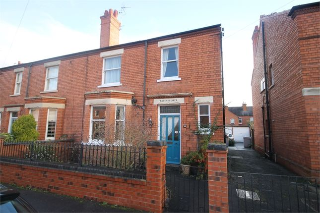 Thumbnail Semi-detached house for sale in Winchilsea Avenue, Newark, Nottinghamshire.