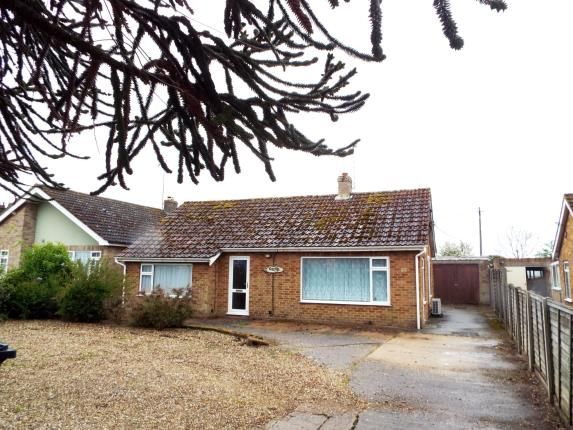 Thumbnail Bungalow for sale in Grimston, King's Lynn, Norfolk