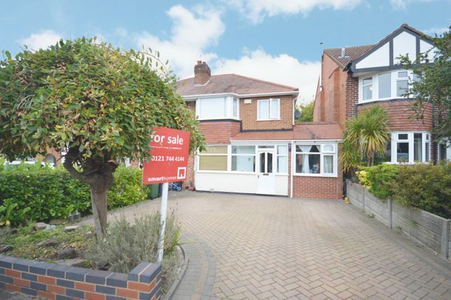 Fords Road, Shirley, Solihull B90