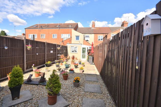 Thumbnail Terraced house for sale in Queen Street, Desborough, Kettering