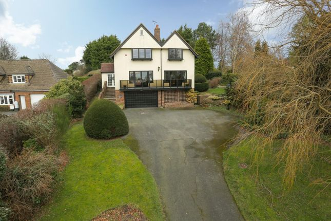 Thumbnail Detached house for sale in Sandling Road, Saltwood, Hythe
