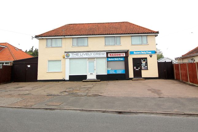 Thumbnail Land for sale in Shopping Centre, Corbet Avenue, Sprowston, Norwich