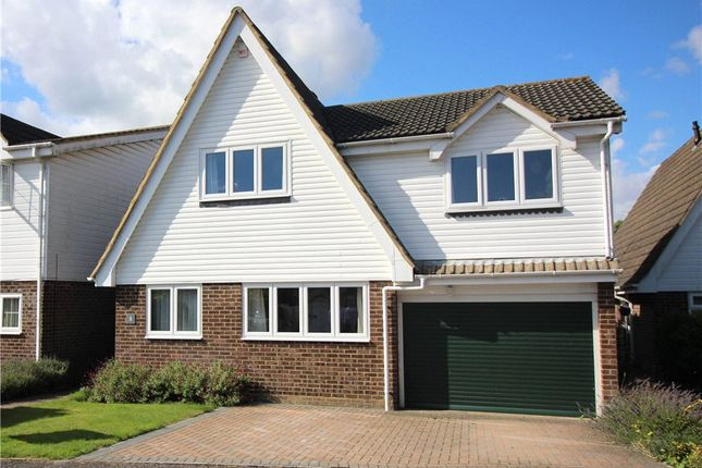 4 bed detached house for sale in West Fryerne, Yateley, Hampshire
