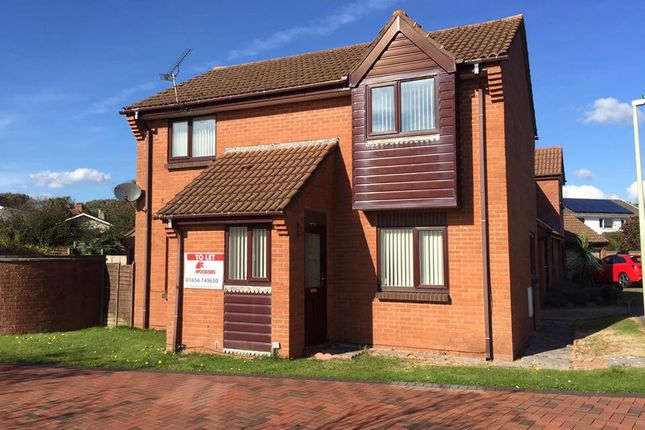 Thumbnail Detached house to rent in Candleston Close, Nottage, Porthcawl