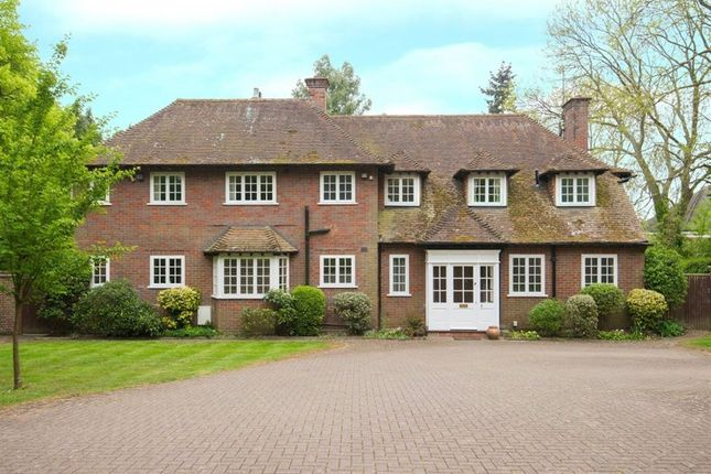 Thumbnail Detached house to rent in Crossfields Close, Shootersway, Berkhamsted