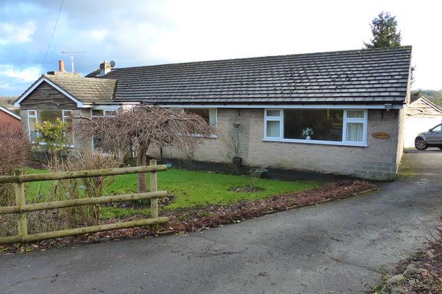Thumbnail Detached bungalow for sale in Middle Mayfield, Ashbourne