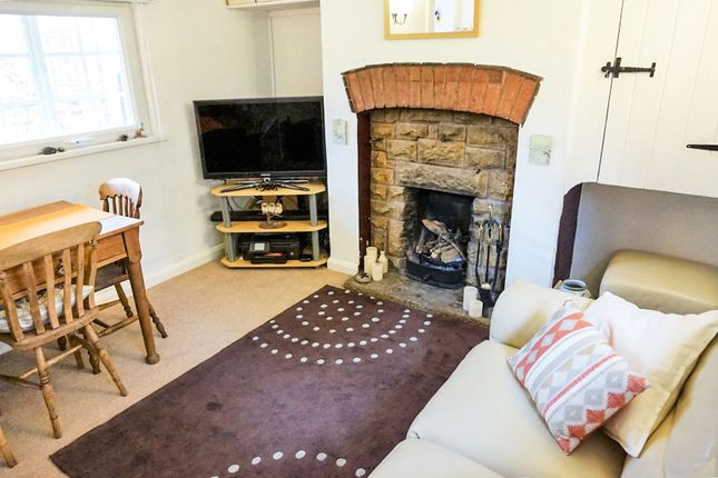 Thumbnail End terrace house for sale in Garden Terrace, Wellesbourne, Warwick