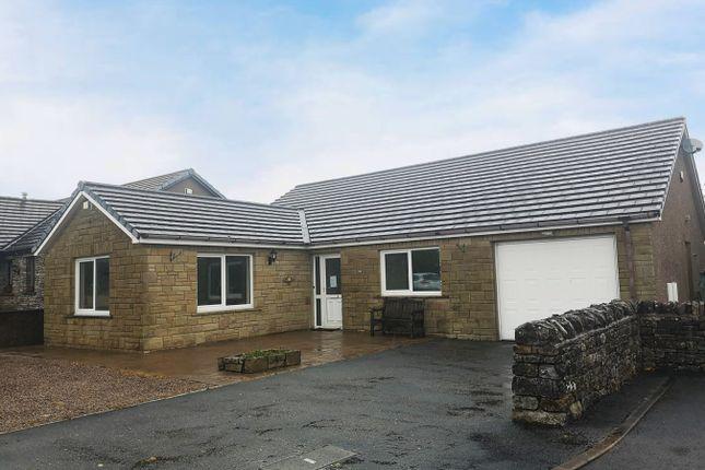 Thumbnail Detached bungalow for sale in Fletcher Hill Park, Kirkby Stephen