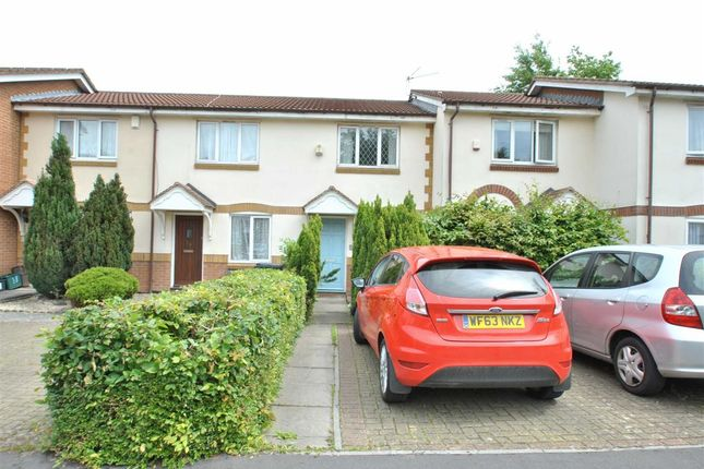Terraced house for sale in Burgess Green Close, St Annes Park, Bristol