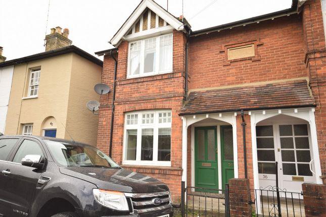 Thumbnail Flat for sale in Chipstead Lane, Riverhead, Sevenoaks, Kent