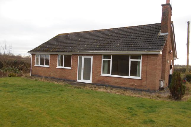 Thumbnail Bungalow to rent in Lutterworth Rd, Nuneaton