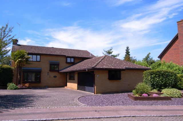 Thumbnail Property for sale in Teal Close, West Hunsbury, Northampton