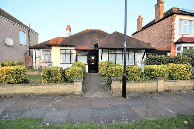 Thumbnail Detached bungalow for sale in De Bohun Avenue, London