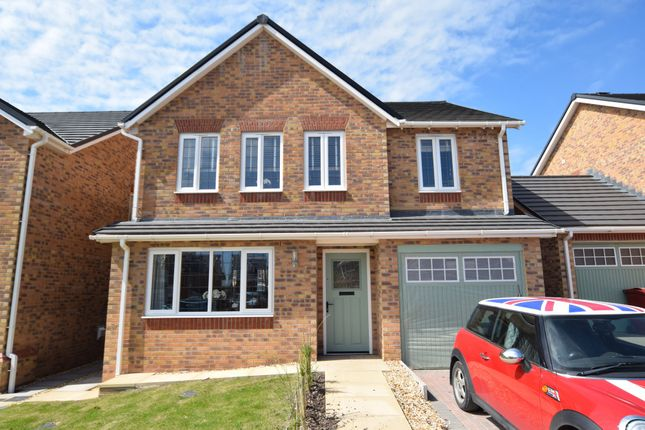 Thumbnail Detached house for sale in The Whiteless House Type, Plot 5 Thorncliffe Road, Barrow