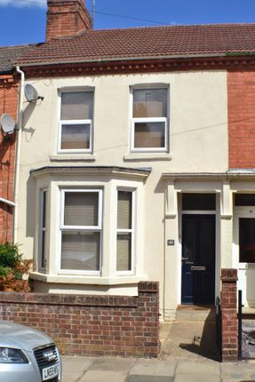 Thumbnail Terraced house to rent in Shelley Street, Northampton