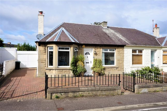 Thumbnail Semi-detached bungalow for sale in Britwell Crescent, Edinburgh