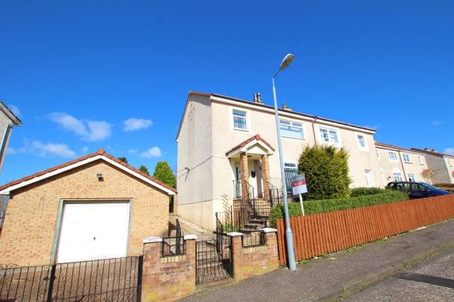 Semi-detached house to rent in Imperial Drive, Airdrie