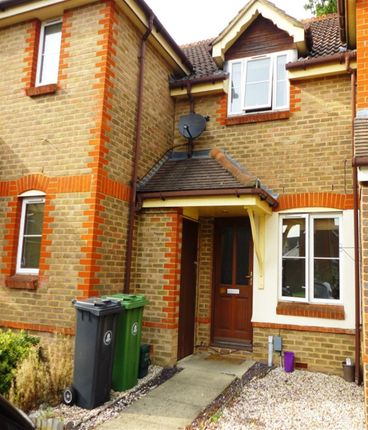 Thumbnail Terraced house to rent in Francis Way, Camberley