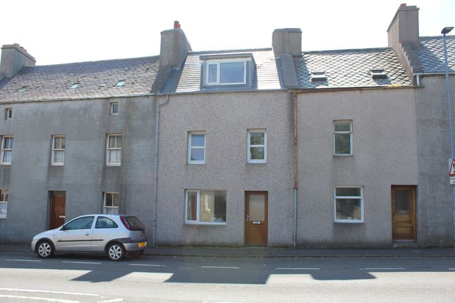 Thumbnail Terraced house for sale in High Street, Kirkwall, Orkney