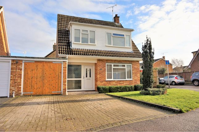 Thumbnail Detached house for sale in Foxholes Road, Chelmsford