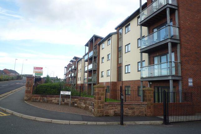 Thumbnail Flat to rent in Bridgefield Court, Prescot