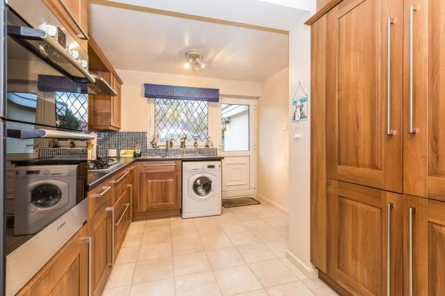 Kitchen of Highfield Avenue, Farington, Leyland, Lancashire PR25