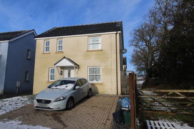 Detached house for sale in Penygroes Road, Blaenau, Ammanford