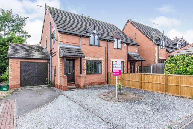 3 bed semi-detached house for sale in Idle Court, Bawtry, Doncaster DN10